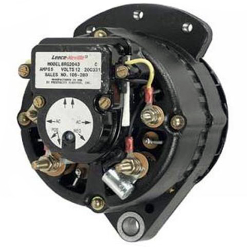 Marine Alternator 8370N, 110-403, 110-603, 8MR2070T, 8MR2070TA, 079-6351, 796351, 822982, 60121, 8370