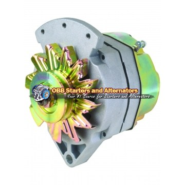 1-Wire Delco Marine 10SI Alternator 8904N, 20500, 70-01-8904, 8904