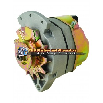 2-Wire Marine Alternator 8906N, 70-01-8906, 8906